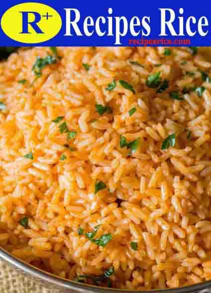 Maxican Spanish Rice Recipe
