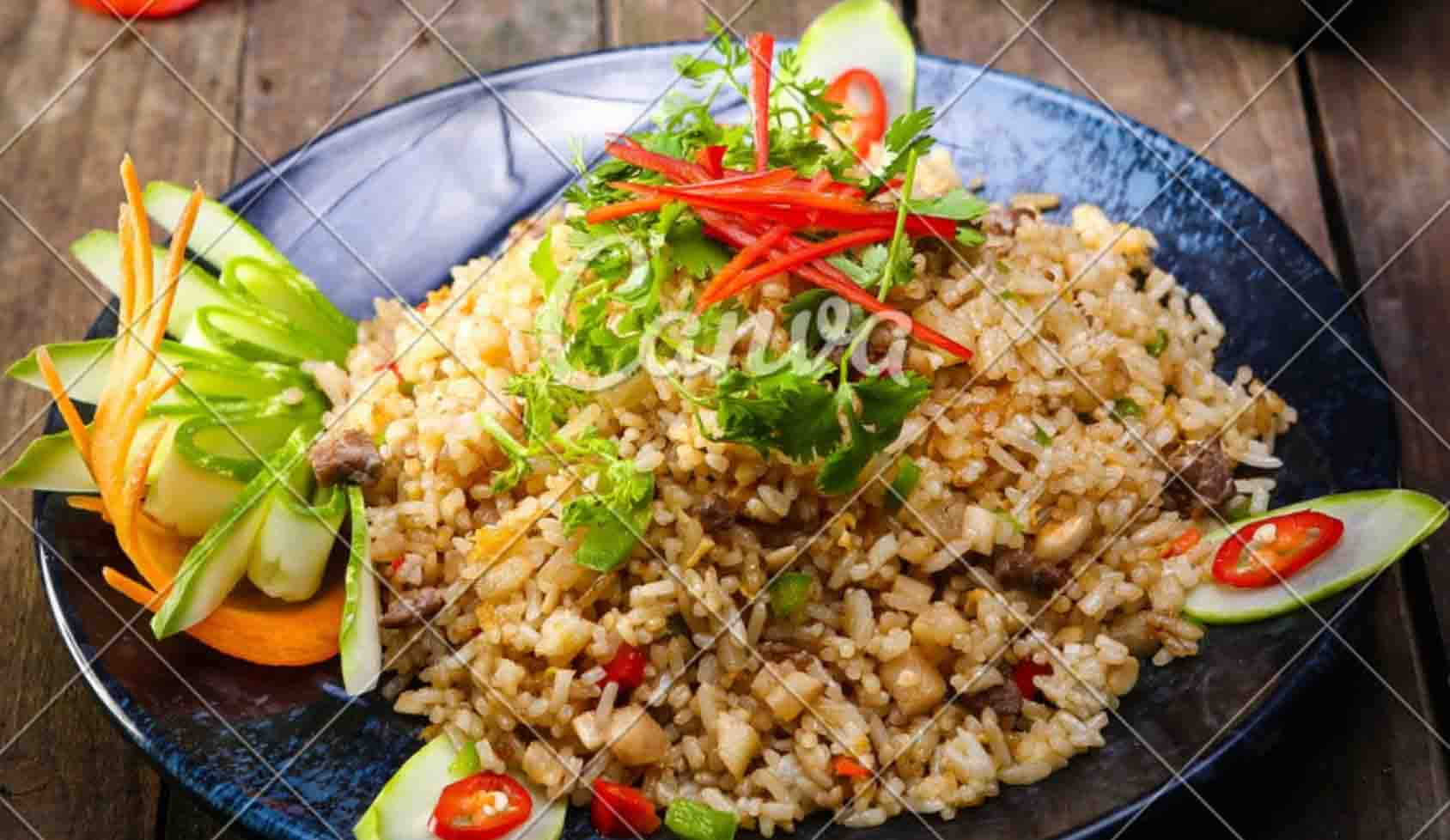 Red Fried Rice Recipes