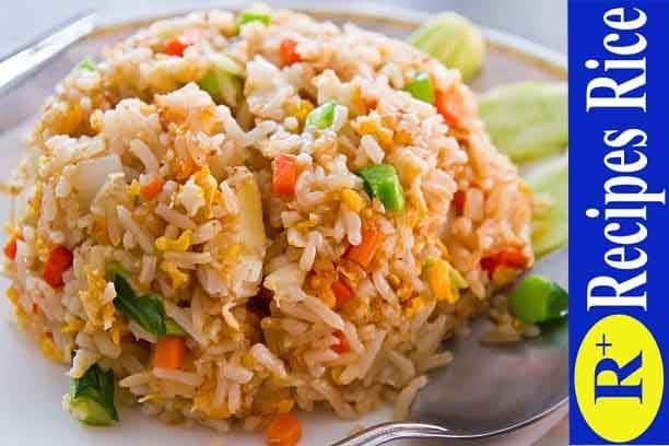 rice with crab