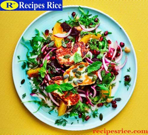 Salad Recipes Vegetarian: Easy to Way With 8-Ingredients