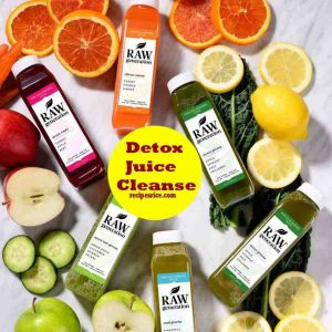 summer juice detox cleanse