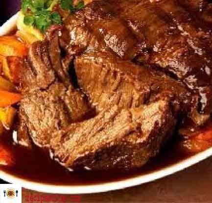 Veal Roast Recipe Slow Cooker