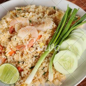 Asian Rice Recipes