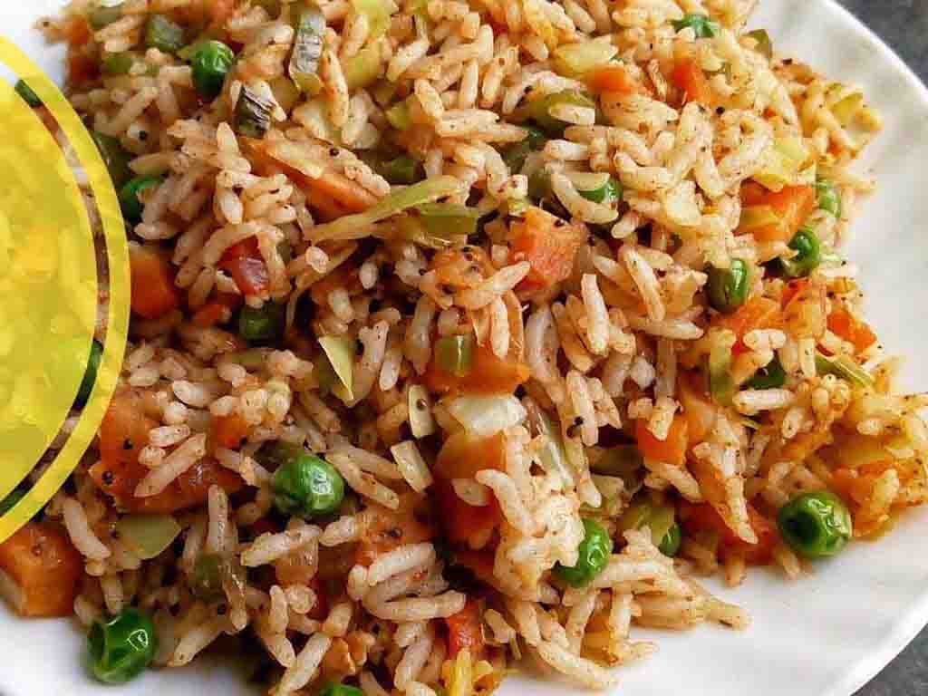 Masala Fried Rice
