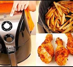 black and decker air fryer oven recipes